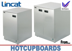 HOTCUPBOARDS by LINCAT PLH36 - K.F.Bartlett LtdCatering equipment, refrigeration & air-conditioning
